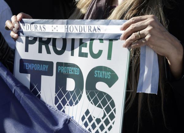 Organizaciones migrantes propondrán nuevo TPS; piden respaldo al gobierno