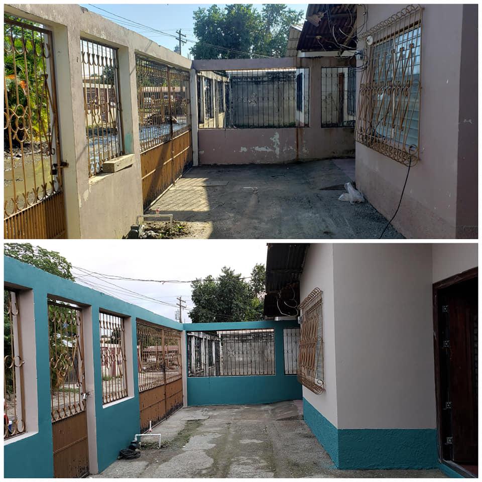 Casa familia afectada inundaciones