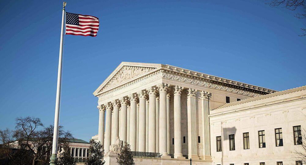 EEUU: trasciende amenaza de bomba en la Corte Suprema a horas de la toma de Biden