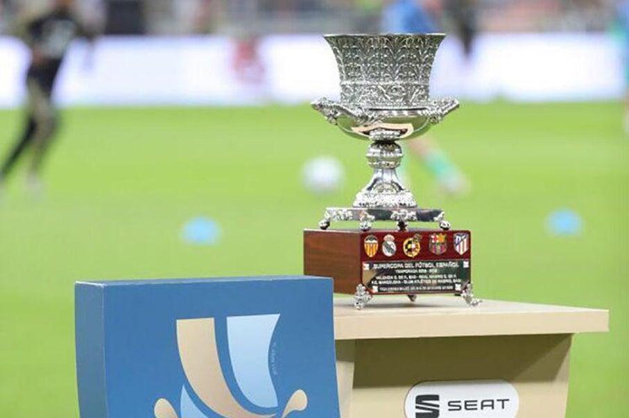 Así predicen las casas de apuestas el desenlace de la Supercopa española