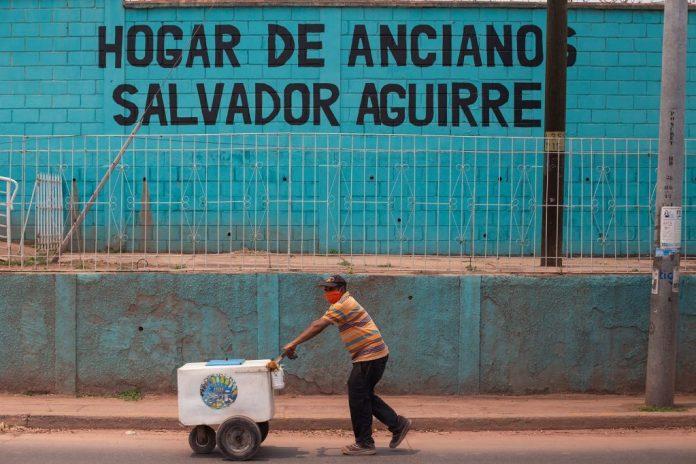 asilo Salvador Aguirre covid-19