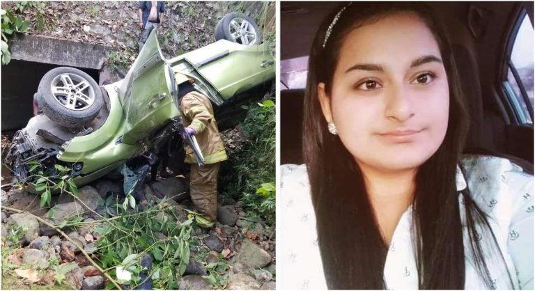 Accidente en Ocotepeque deja dos muertos y una persona herida