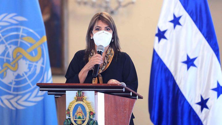 Ministra de Salud: «Hemos estado trabajando» para recibir la vacuna contra el COVID