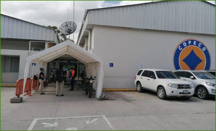 BCH cerrar cuenta bancaria Copeco