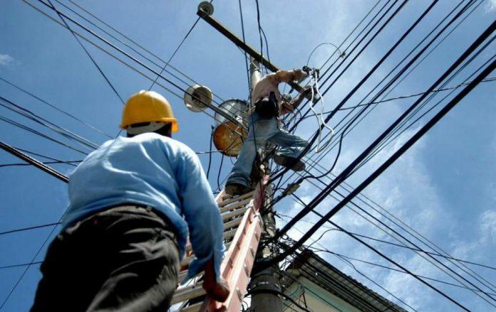 Cortes de energía eléctrica tgu