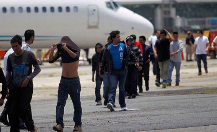 Deportados de EEUU