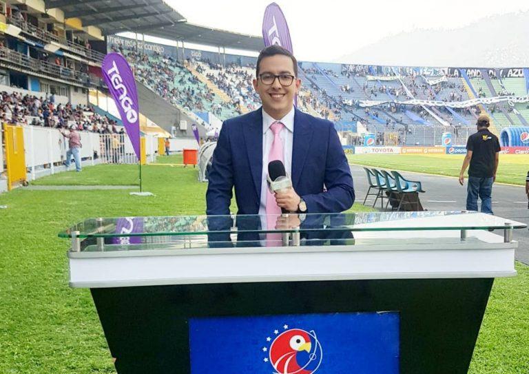 LA ENTREVISTA| Ángel Hernández, una de las nuevas voces del periodismo deportivo