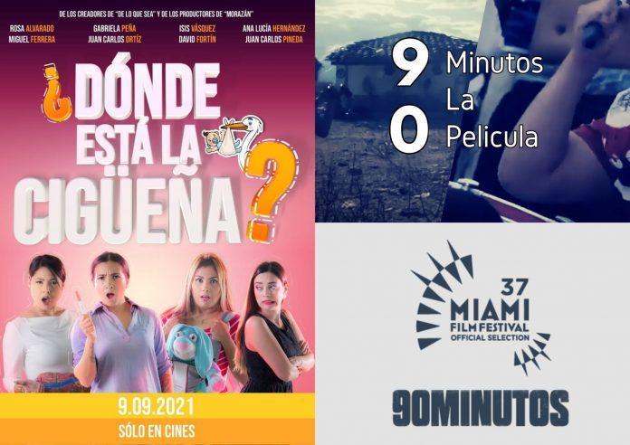 Cine hondureña películas 2021
