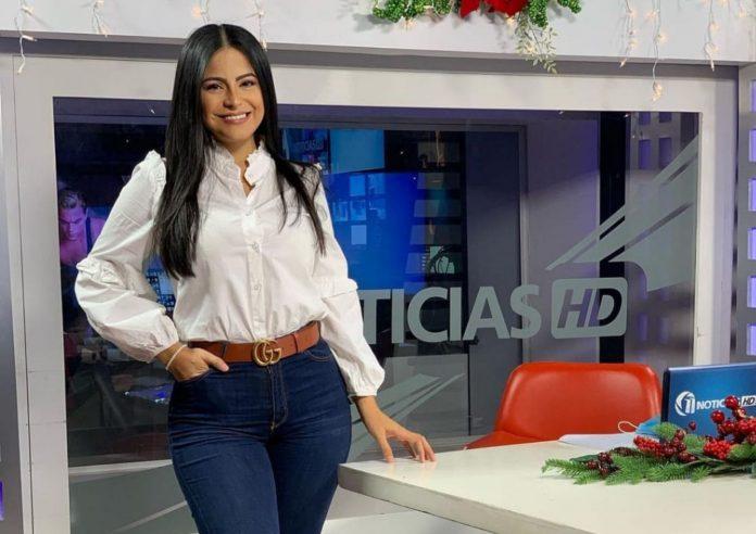 Samantha Velásquez regresa a la tv