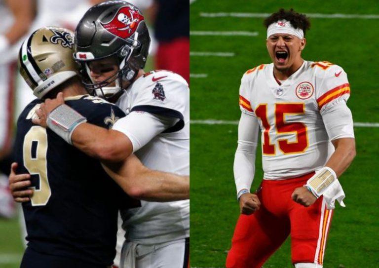 NFL: Browns vs Chiefs y Saints vs Buccaneers en busca de las finales de conferencia
