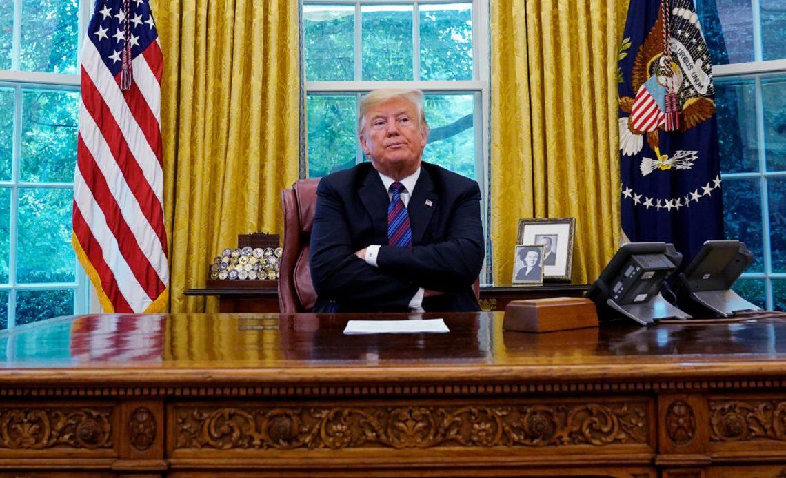 EEUU: Donald Trump anuncia que no asistirá a ceremonia inaugural de Joe Biden