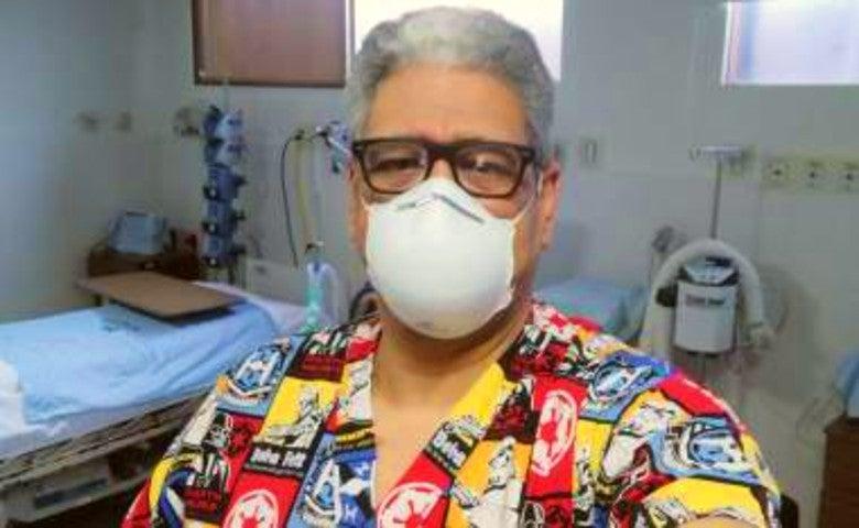 Doctor Fiallos sobre COVID-19