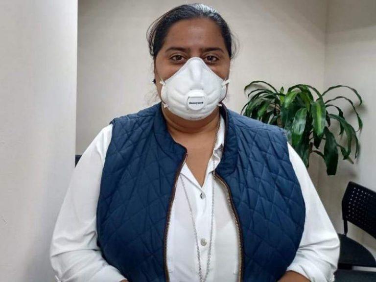 «Ni de un resfriado se confíen», pide Karla Pavón tras reinfectarse de COVID-19