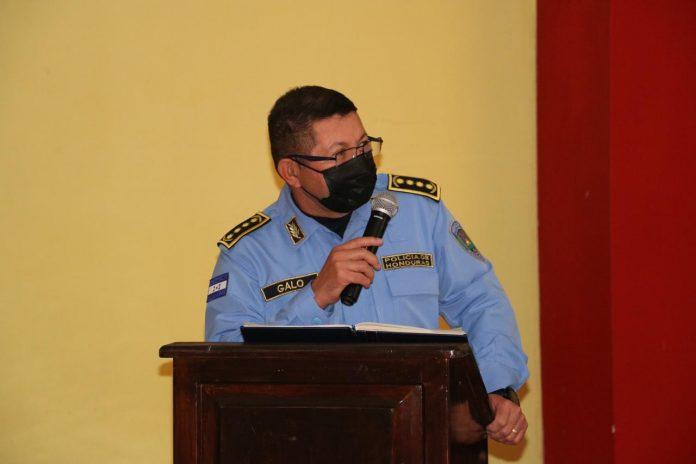 Policía Nacional nuevo director