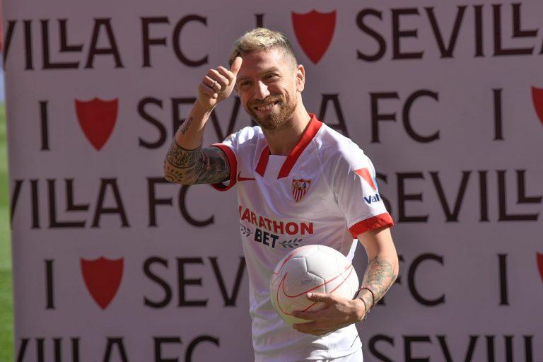 Alejandro el 'Papu' Gómez es oficialmente nuevo jugador del Sevilla