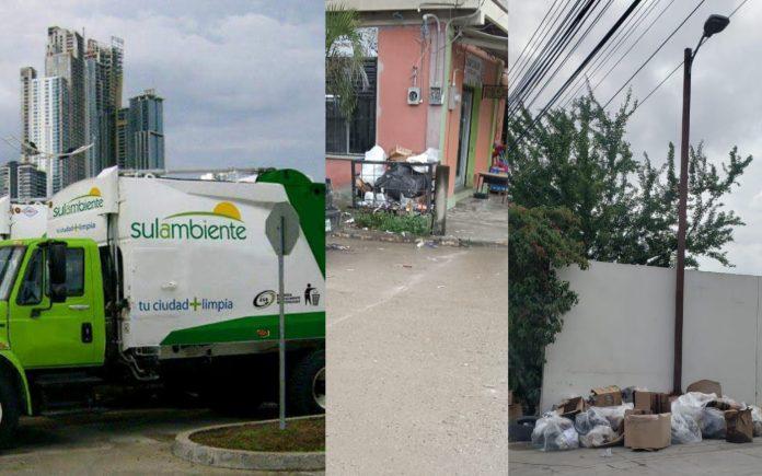 denuncias Sulambiente tardan recolectar basura