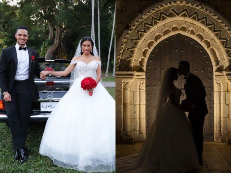 Despampanante: así fue la boda de María José Alvarado, hermana de Lipstickfables