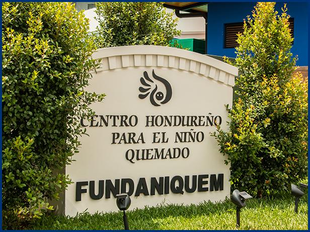 Honduras: Unos 370 niños quemados atendió FUNDANIQUEM en 2020