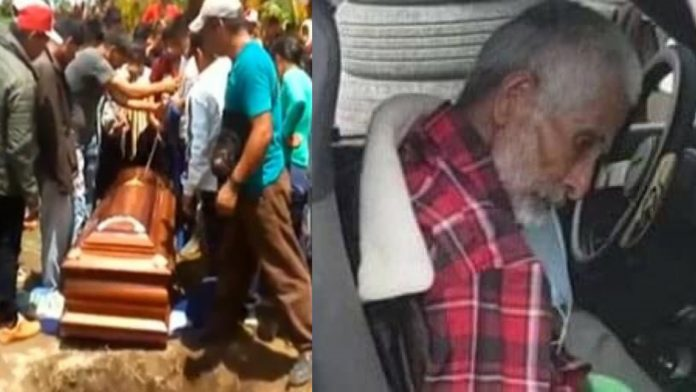 familia enterró cuerpo no era su pariente