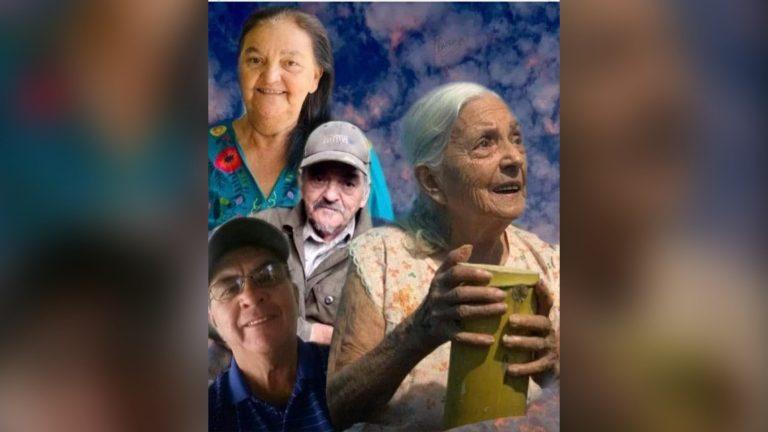 Doña Priscila, de 102 años, y sus tres hijos murieron por COVID en menos de un mes