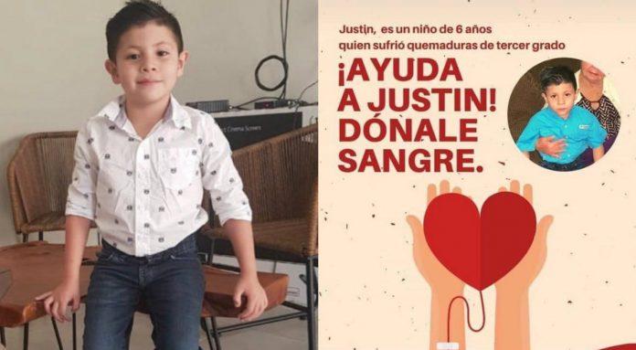Justin sobreviviente explosión paro cardíaco