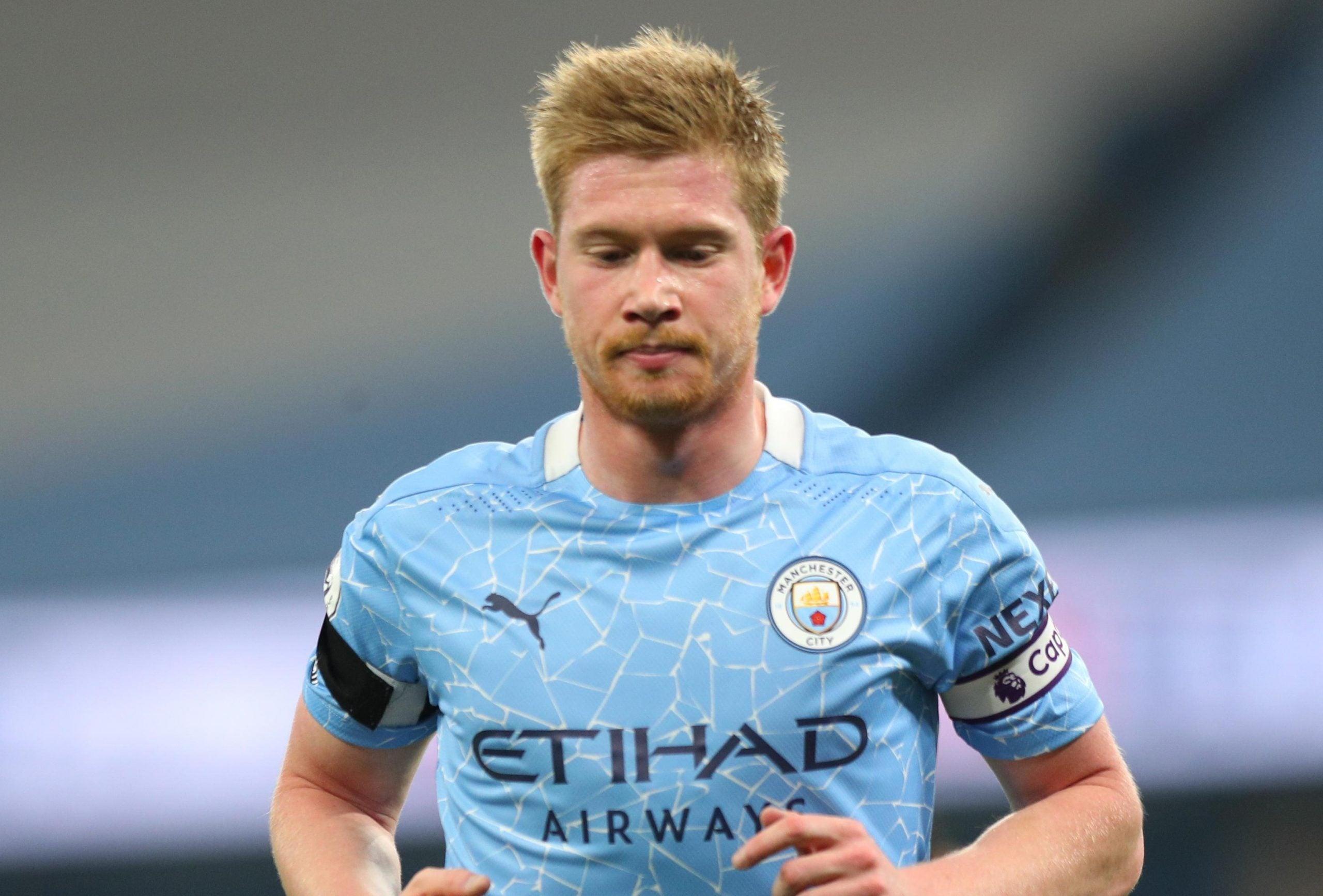 Baja sensible para el Manchester City, Kevin De Bruyne se ...