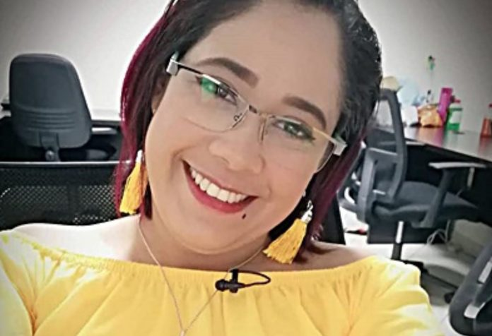 Kimberly Ordoñez en HCH