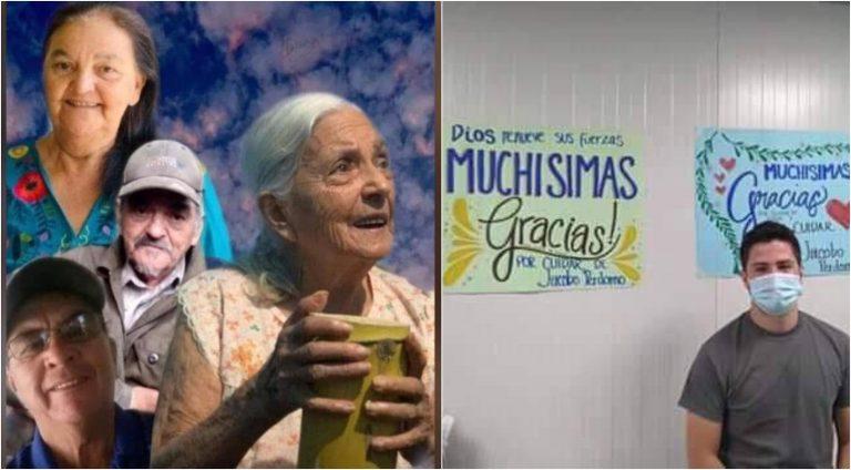 Doña Priscila, la mujer más longeva que el COVID arrebató a San Luis, Santa Bárbara