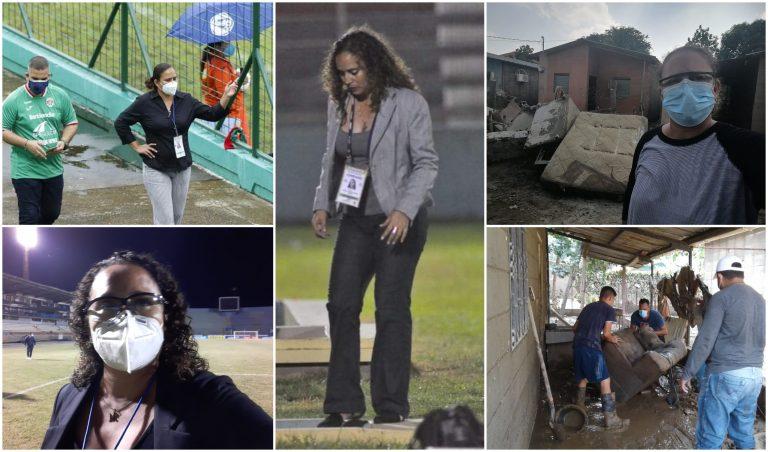 María Rivera, la hondureña que luchó contra la pobreza, el cáncer, y las inundaciones