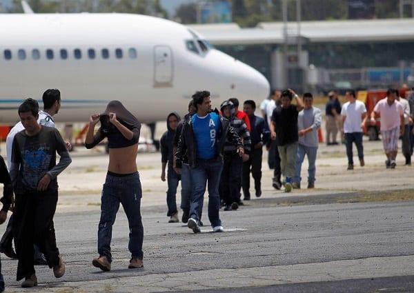 Migración en Honduras: llegan al país más de doscientos deportados