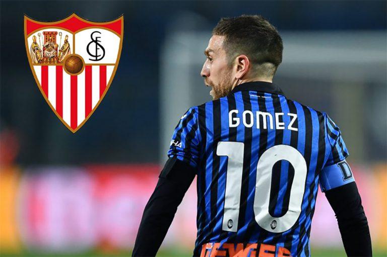 El 'Papu' Gómez dejaría el Atalanta para jugar en Sevilla