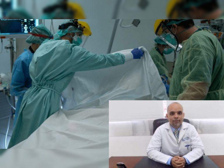 Videa advierte: Próxima semana se reportará cifra récord de contagios