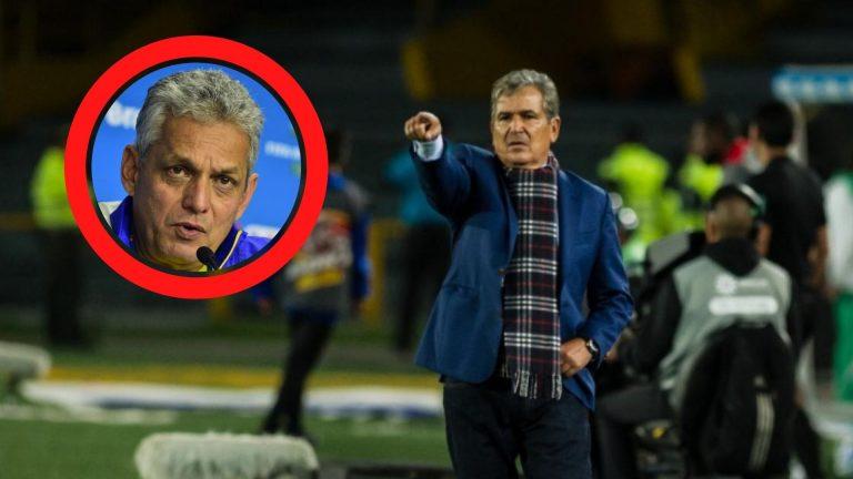"Pinto dedica mensaje a Reinaldo Rueda: ""Estaremos apoyándolo"""