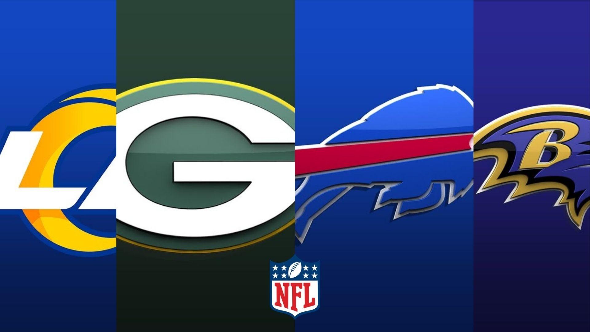 HOY: Rams vs Packers y Ravens vs Bills en busca de las finales de conferencia