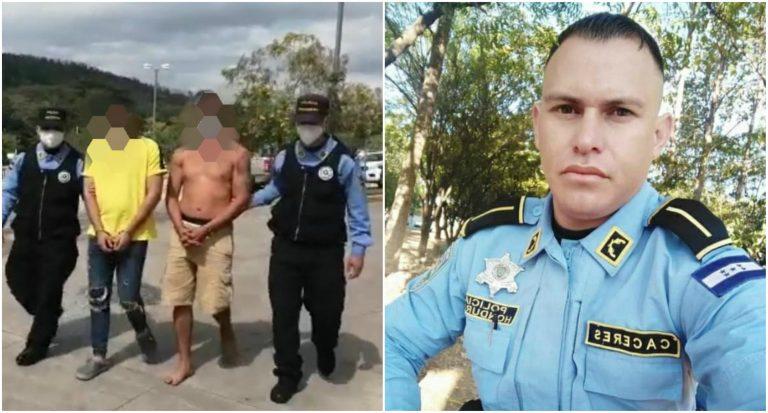Santa Bárbara: capturan a supuestos responsables de asesinato a policía