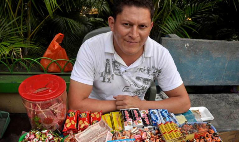 HISTORIA HUMANA| Don Manuel, la pandemia le arrebató sus dos trabajos y le dejó hambre
