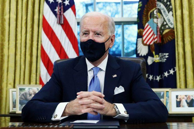 EEUU: ¿Qué decía la carta que Trump le dejó a Joe Biden?