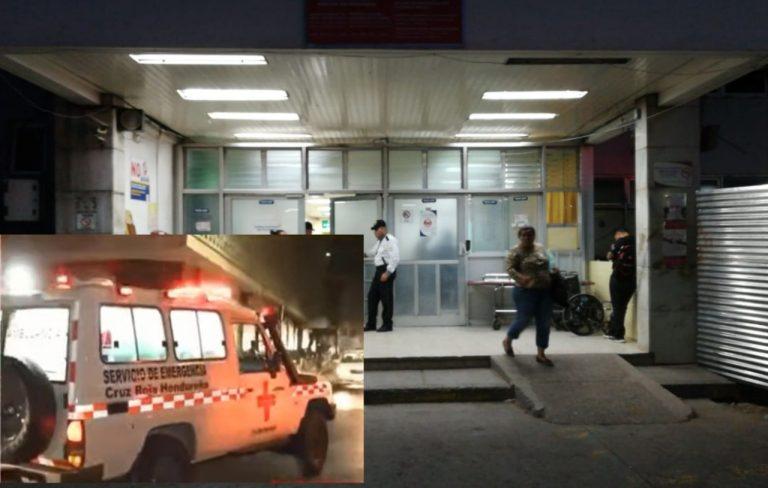 TGU: Hombre termina en el hospital tras una supuesta golpiza de su esposa