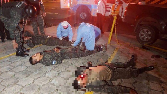 accidente militares tegucigalpa