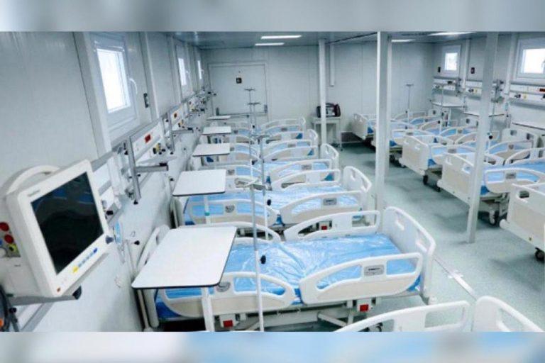 Médico interno «está muriendo» en hospital móvil de SPS; familia de doctores pide ayuda