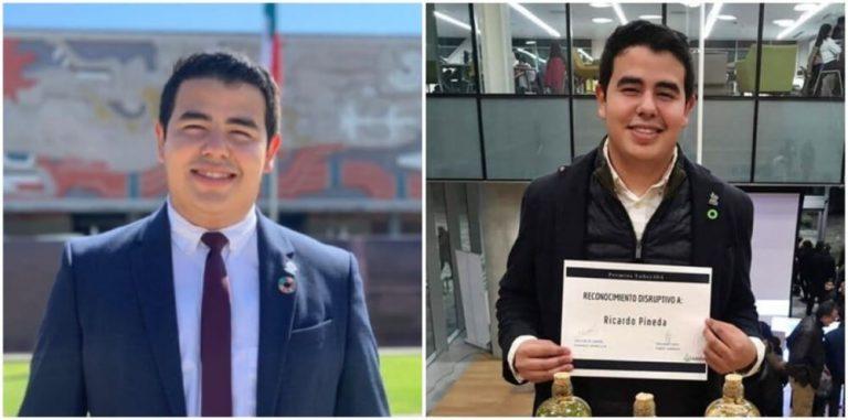 México: el hondureño Ricardo Pineda recibe máxima distinción del TEC de Monterrey