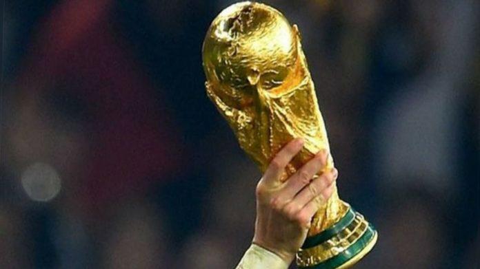 copa del Mundial de Fútbol