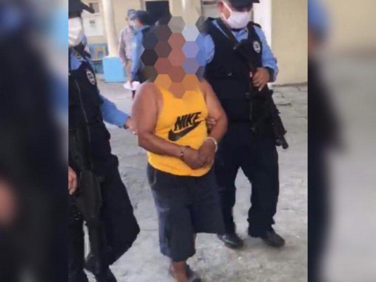 En SPS capturan a un salvadoreño por violar a su hija de once años