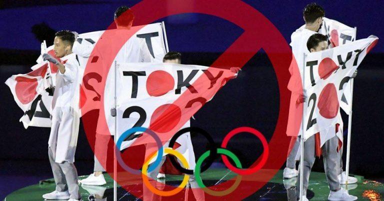Contundente: Así opinan Los japoneses respecto a los JJOO de Tokio