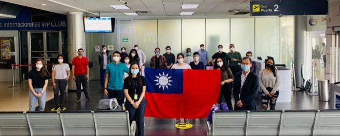 becas Taiwán 2021