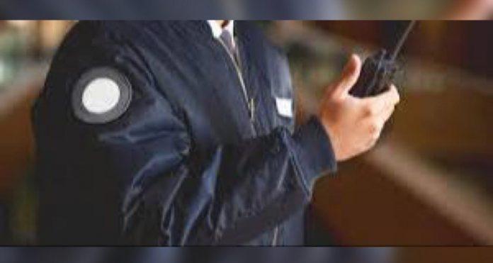 Guardia de seguridad mata a un hombre