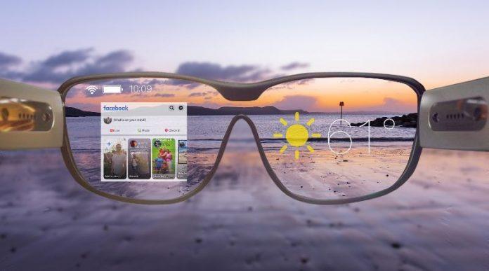 gafas inteligentes de Facebook