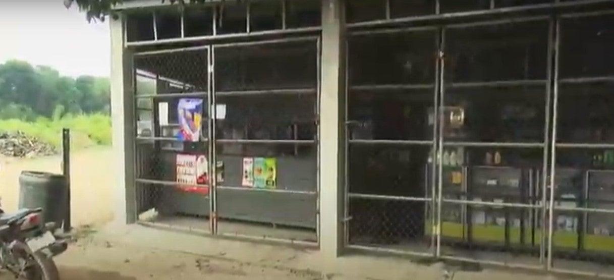 atentado dueño de pulpería en ticamaya