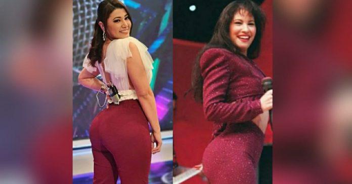 Milagro Flores y Selena Quintanilla