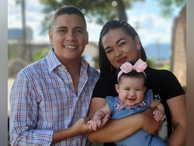 """""""Te extraño"""": Tierno mensaje que compartió expareja de Brenda Moncada"""